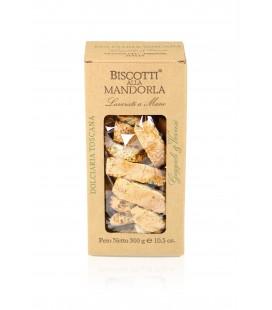 Biscotti alla Mandorla Scatola, 300 g