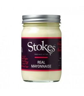 Stokes Real Mayonnaise, 356 ml