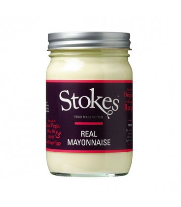 Stokes Real Mayonnaise, 356 ml