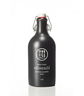 JusComte Premium Olivenöl, 0,5 l
