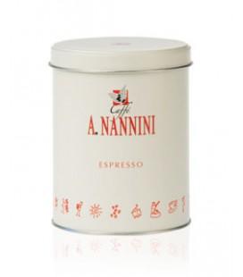 A. Nannini Caffé Classica, 250 g, gemahlen
