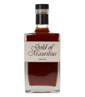 Gold of Mauritius Dark Rum, 0,7 l