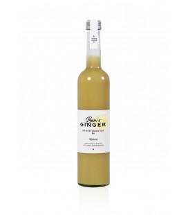 Ben's Ginger Bio Ingwerkonzentrat, 0,5 l, Glasflasche