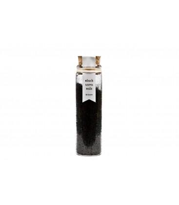 JusComte Black Lava-Salz, 50 g