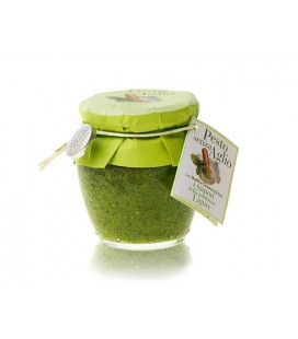 Pesto Genovese senza Aglio, 180 g